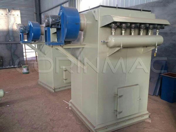 Dust Collector (Pulse / Cyclone Dust Collector)